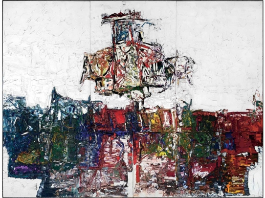Riopelle: The Call of Northern Landscapes and Indigenous Cultures